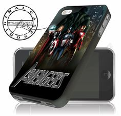Avengers Thor Captain America Transformer Hulk iPhone 5S/5C/5/4S Case, – mycasesstore