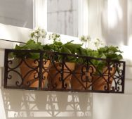 Love this window box from Pottery Barn