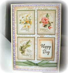 Easter/Mother's Day card - Scrapbook.com