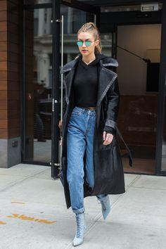 Gigi Hadid Model Style - Gigi Hadid's Sexiest Looks #fashionmodels,