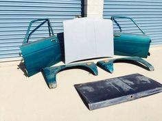 Datsun 510 Wagon Rear Hatch 68-73