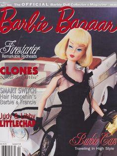 April 2001 Barbie Bazaar Vintage Doll Magazine | eBay