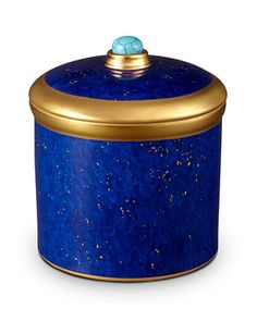 Lapis Candle by L\'Objet at Neiman Marcus.
