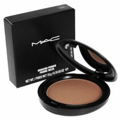 MAC Bronzing Powder: Refined Golden by M.A.C. $23.99. Finely spun golden with soft pearl. A lightly frosted, tinted powder that gives skin sheer, natural colour effects and highlights. Ideal for enhancing a skin tone or to accent or strengthen a tan. Skin-conditioning, long-wearing-and formulated to provide a smooth, even application on all skin types.
