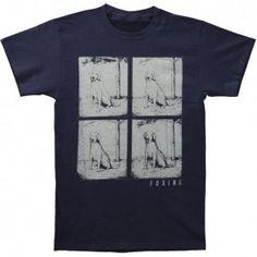 Foxing Dogs & Seasons T-shirt