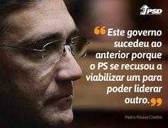 #pedropassoscoelho #PSD #acimadetudoportugal
