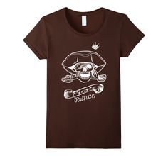 Amazon.com: Pirate Prince T-Shirt by Teelie Turner: www.teeliesfairygarden.com -this is a great Pirate shirt for the special Pirate in your life. #piratetshirt