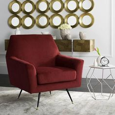 Safavieh Nynette Accent Chair