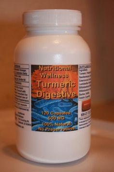 Turmeric Digestive 120 Count