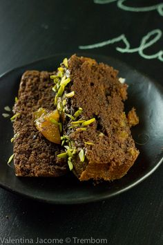 herme chocolate cake with apricot-4