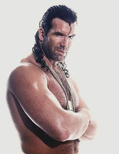 Are you Lookin at Me? Scott Hall, Wwe, Wrestling, Chain, Fashion, Lucha Libre, Moda, Fashion Styles, Necklaces