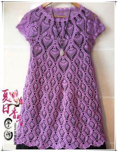 Aroma de Verano - un nocturno! (Extranet falda de piña clásico)) _ _ obras de tejer crochet muestran foro de la vida