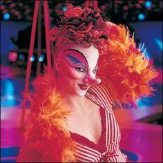 House of Talin: Dominique Lemieux.........costume designer for Cirque du Soleil