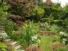 Jardin en pente                                                                                                                                                     Plus