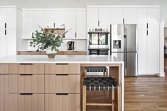 We're incredibly proud of how crisp this custom kitchen design project turned out! Simplicity was the way to go to maximize the space! How are you decorating for the holidays? Kitchen Design Gallery, Entertainment Center, Service Design, Home Office, Crisp, Dining Room, Holidays, Decorating, Space
