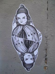 Artist : Pole Ka aka Borys Vyande