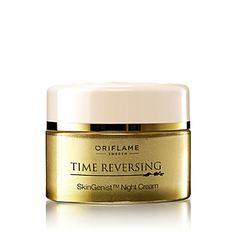 Time Reversing SkinGenist™ Night Cream - Time Reversing SkinGenist™ - Skin Care - Shop for Oriflame Sweden - Oriflame cosmetics –UK & ROI - oriflame,Time Reversing SkinGenist™ Night Cream