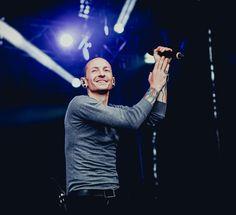Chester Bennington Linkin Park | Moscow 2014