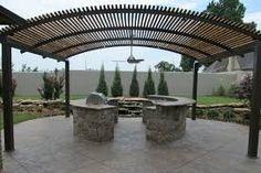 steel pergola designs - Google Search