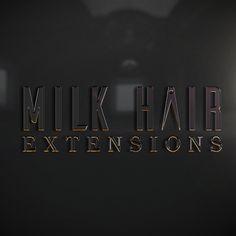 Milk Hair Extensions