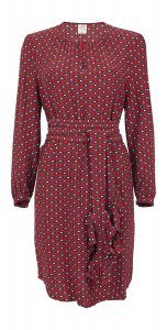 d5d501fb5f3f Baum und Pferdgarten - Agda dress with waist belt - Dresscodes