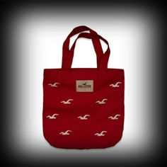 Hollister Bag :)
