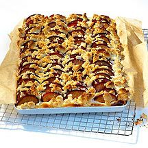 Pflaumenkuchen mit Zimtstreuseln (6)