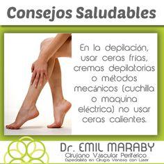 Consejos para mantener tus piernas saludables