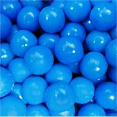 Blue Gumballs 1-Inch Large 5LB - http://www.247babygifts.net/blue-gumballs-1-inch-large-5lb/