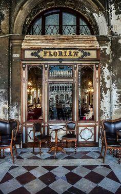 Cafe Florian Venice Italy