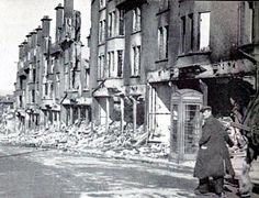 Glasgow devastated by Luftwaffe bombings Scotland Uk, Glasgow Scotland, Edinburgh, Paisley Scotland, Scotland Travel, Gorbals Glasgow, Glasgow City, The Blitz, Battle Of Britain