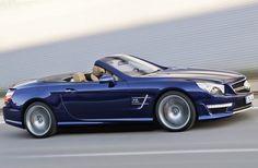 2013 Mercedes SL65 AMG V12 Roadster