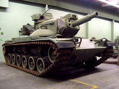 M-60A2 'Starship', American Armored Foundation Museum, Danville, VA