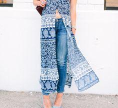Fashion & Frills Blogger | Easy Breezy Blues |
