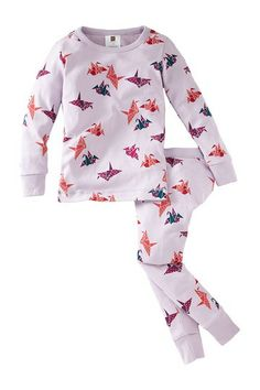 Origami Party Pajama Set (Baby, Toddler, & Little Girls) by Tea Collection on @HauteLook