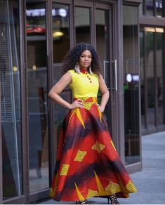 Nigerian Clothing, Nigerian Outfits, Nigerian Fashion, African Outfits, African Dresses For Women, African Attire, African Wear, African Fashion Dresses, African Women