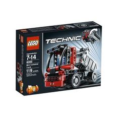 LEGO Technic Mini Container Truck 8065