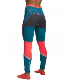 Sporty and comfortable leggings made with performance materials for complete flexibility – and the support active women require. Ski Gear, Sportswear, Tights, Yoga, Pants, Clothes, Women, Style, Fashion