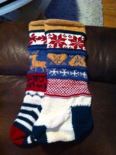 Ravelry: jerseyjewell's My Stocking
