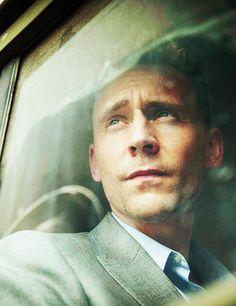 Tom Hiddleston as Jonathan Pine