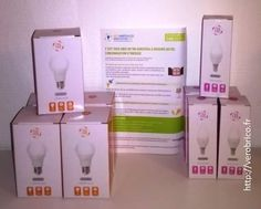 ampoules gratuites