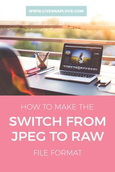 Photography Tip | Editing Tutorial | JPEG vs RAW