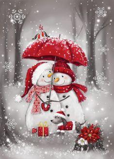 Christmas Snowman, Winter Christmas, Christmas Time, Christmas Crafts, Christmas Decorations, Christmas Ornaments, Merry Christmas, Xmas, Christmas Rock