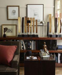 Modern • Chester Jones - A sitting room, London apartment in Knightsbridge