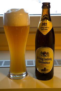 Schlossbrauerei Kaltenberg - König Ludwig Weissbier 5,5% pullo