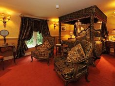 Lumley Castle Hotel Rooms