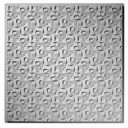 For a unique contemporary textured ceiling solution, choose the Random Cube contemporary plaster ceiling tile. Contemporary Ceiling Tile, Contemporary Interior, Ceiling Panels, Ceiling Tiles, Interior Ceiling Design, Ceiling Texture, Commercial Interiors, Tile Design, Plaster