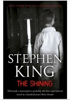 The Shining by Stephen King :)