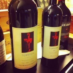 Argiolas wine tasting in Hong Kong: Gin Gallery & Turriga