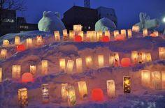 Sapporo Snow Festival 2007